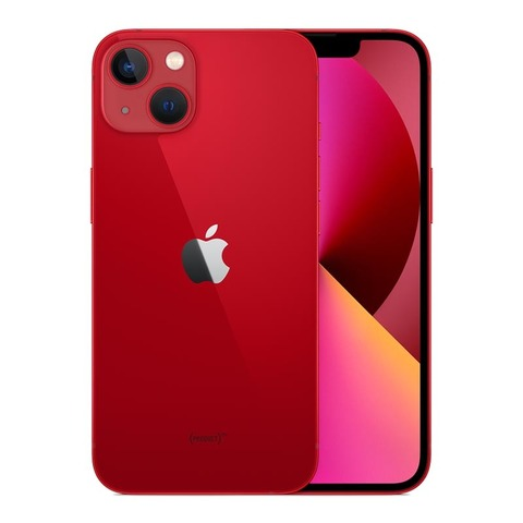 iPhone 13, 256 ГБ, (PRODUCT)RED