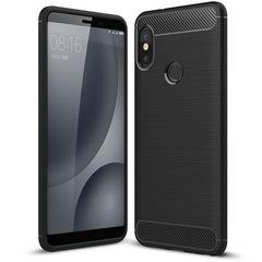 Противоударный чехол для Xiaomi Mi A2 (Mi 6X) (Черный)