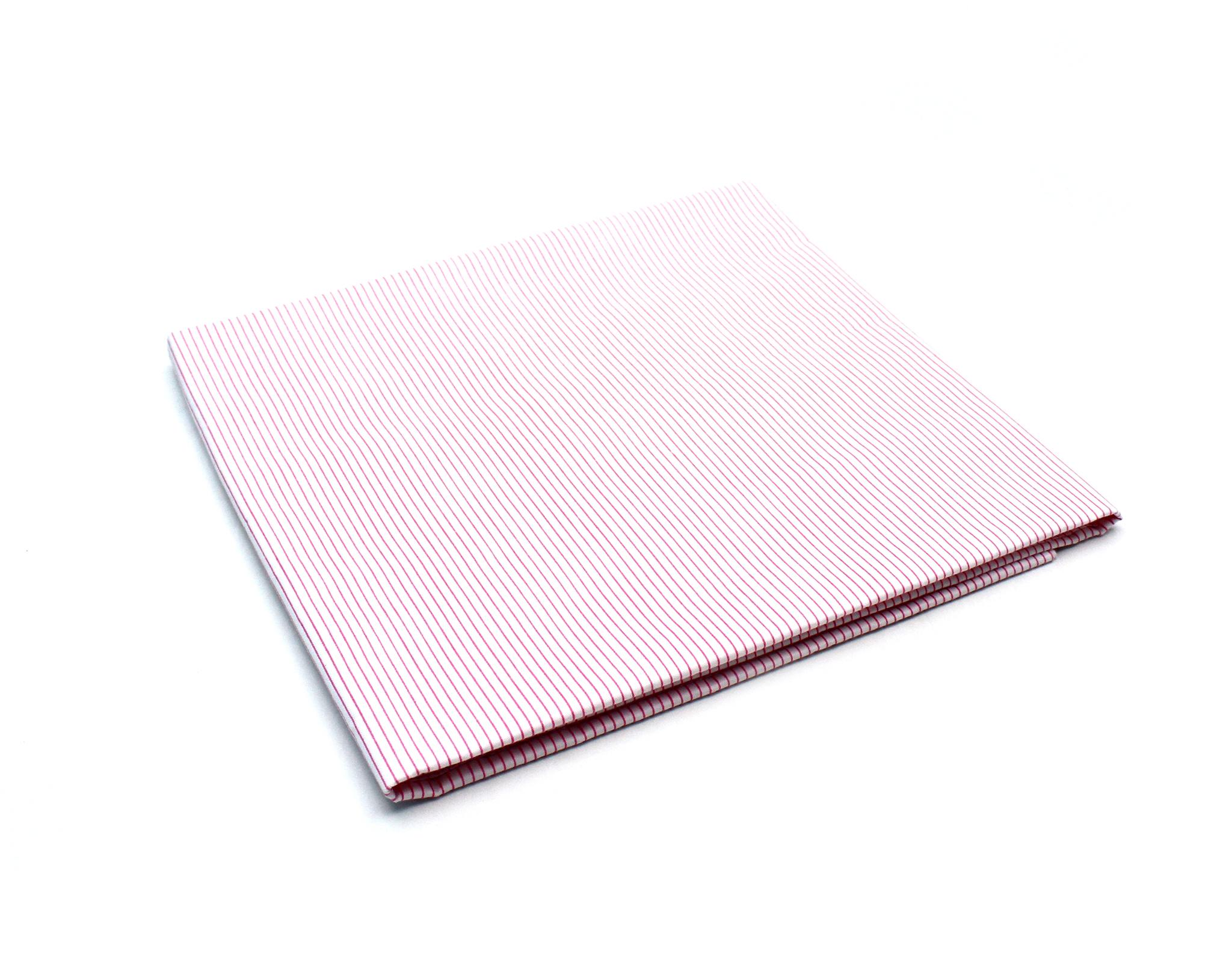Полоска розовая мелкая 1