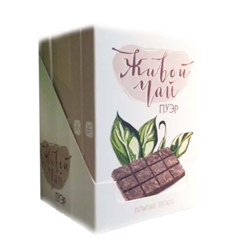 Чай пуэр в подарочной упаковке