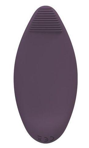 Фиолетовый клиторальный стимулятор THALIA