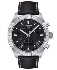 Мужские швейцарские наручные часы Tissot T101.617.16.051.00