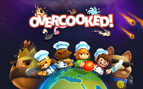 Overcooked (для ПК, цифровой ключ)