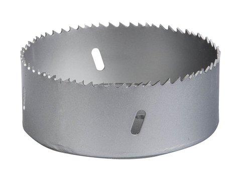 ЗУБР 102мм, коронка биметаллическая, быстрорежущая сталь
