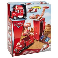 Cars Transforming Mack Tower Jump Playset