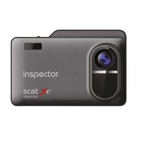 Комбо-устройство (видеорегистратор с радар-детектором и GPS) Inspector SCAT Se