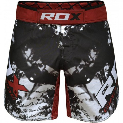 Шорты RDX MMA Short R6 Multi Gray