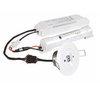 Светодиодный встраиваемый круглый аварийный светильник Starlet White LED SC – внешний вид