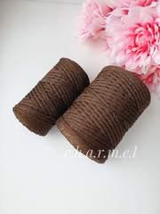 Шоколадная мечта Лайт Полиэфирный шнур с люрексом
