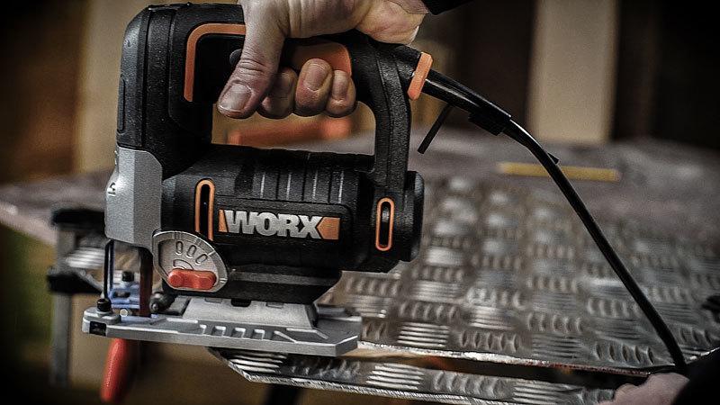 Лобзик WORX WX479, 750Вт, кейс