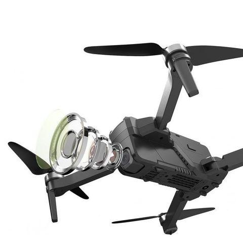 Квадрокоптер MJX B12 EIS с электронной стабилизацией и камерой 4K - MJX-B12EIS