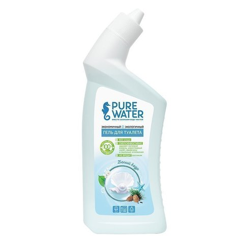 Гель для туалета Белый кедр 500 мл | Pure Water