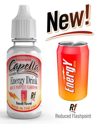 Ароматизатор Capella  Energy Drink rf