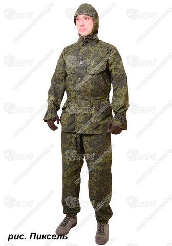 Камуфляжный костюм «Сумрак-М1» Пиксель
