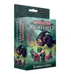 Warhammer Underworlds: Zarbag's Gitz (Русское издание)