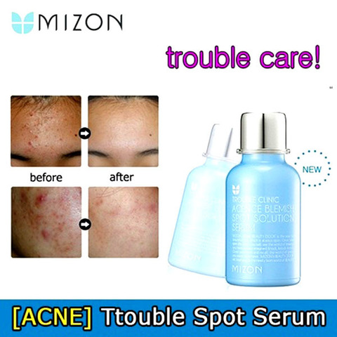 Сыворотка от прыщей Mizon Acence Blemish Spot Solution Serum