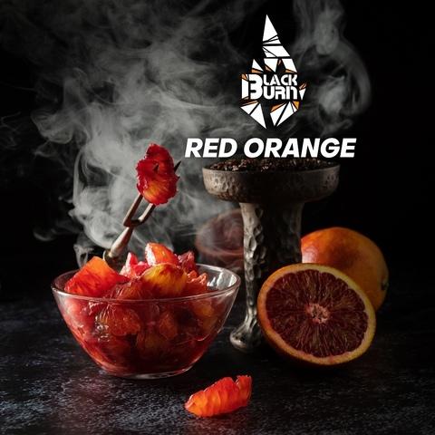 Табак Burn BLACK Red Orange (Красный Апельсин) 20 г