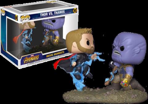 Funko Pop! Thor vs. Thanos Movie Moments || Тор против Таноса