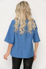 <p>Отличный блузон из льна на каждый день!</p>