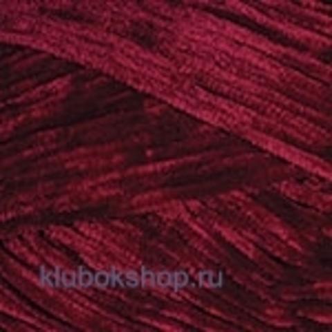 Пряжа Velour (YarnArt) 847 Бордовый - купить в интернет-магазине недорого klubokshop.ru