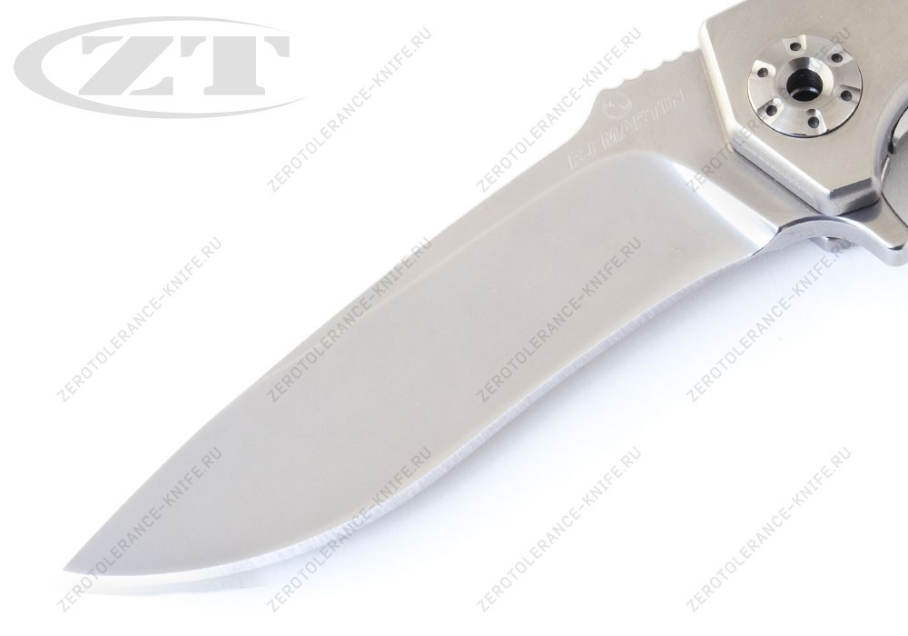 Нож RJ Martin Monster Devastator - фотография