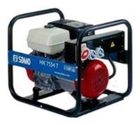 Кожух для бензинового генератора SDMO HX7554T (6000 Вт)