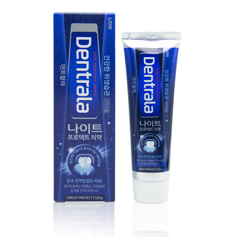 Зубная паста защита в ночное время Lion 120 гр