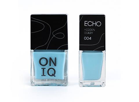 ONIQ  Лак для стемпинга. Echo:  Hidden Diary 004
