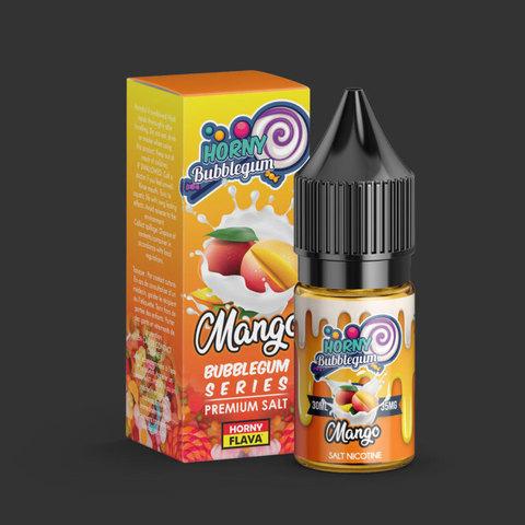 Жидкость Horny Bubblegum Salt 30 мл Mango