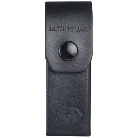 Чехол Leatherman Rebar Sheath 4 (934825) нат.кожа черный