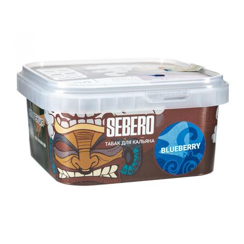 Табак Sebero 300 г Blueberry (Голубика)