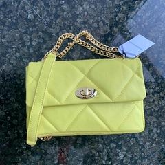 Сумка на плечо Myitalianbags (Лимон)