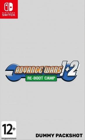 Advance Wars 1+2 Re-Boot Camp (Nintendo Switch, английская версия)