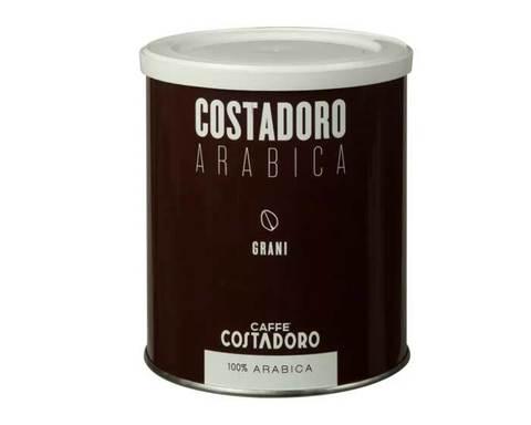 Кофе в зернах Costadoro Arabica Grani, 250 г ж/б
