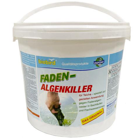 Средство для борьбы с нитевидными водорослями в пруду Biobird Faden Algenkiller 5Kg