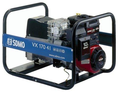Кожух для бензинового генератора SDMO VX170/4l (4000 Вт)