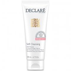 DECLARE Мягкий гель для очищения и удаления макияжа | Soft Cleansing for Face & Eye Make-Up Remover