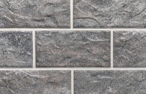 Stroeher - KS17 pidra, Kerabig, glasiert, глазурованная, 302x148x12 - Клинкерная плитка для фасада и цоколя