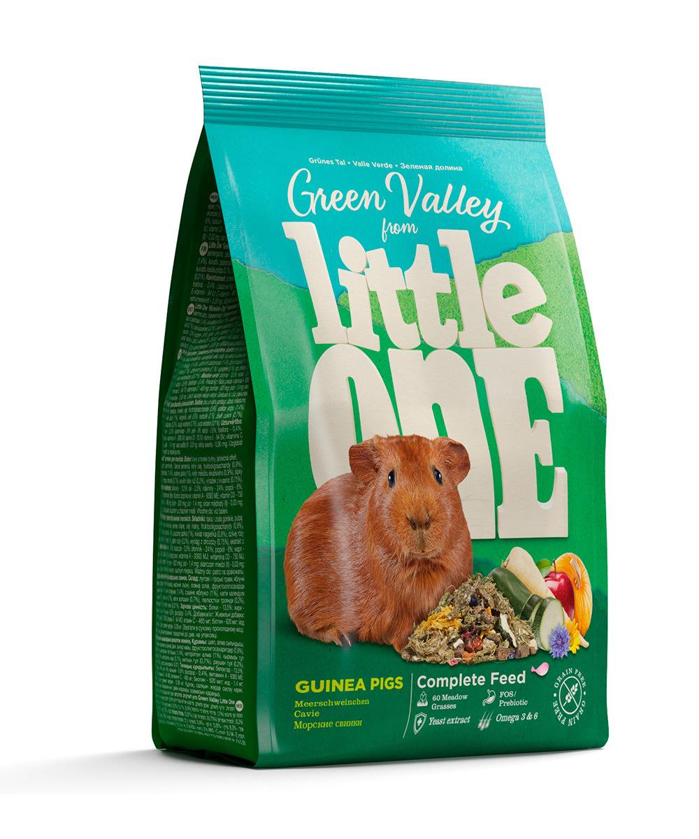 Корм Корм Little One «Зеленая Долина» для морских свинок 31120.jpg