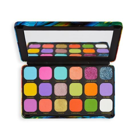 MAKEUP REVOLUTION Forever Flawless Bird of Paradise Palette