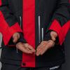 Детский Премиальный Горнолыжный Костюм Nordski Jr. Extreme Black/Red