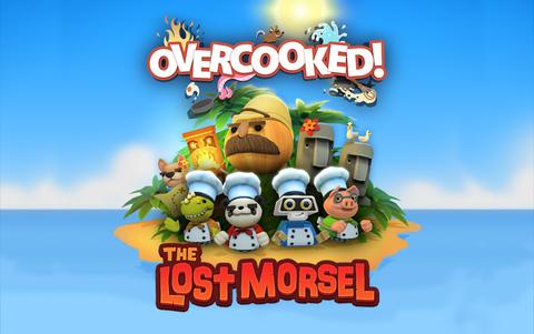 Overcooked - The Lost Morsel (для ПК, цифровой ключ)