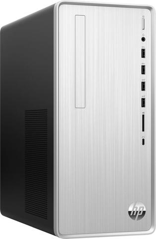ПК HP Pavilion TP01-1003ur MT i3 10100 (3.6)/8Gb/SSD512Gb/GTX1650 4Gb/CR/Windows 10/GbitEth/WiFi/BT/310W/серебристый