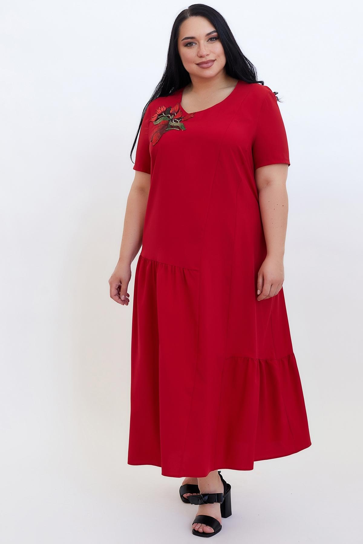 Сукня Корнелія (Корнелия)(червоний)