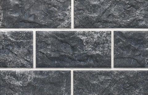 Stroeher - KS18 schildpatt, Kerabig, glasiert, глазурованная, 302x148x12 - Клинкерная плитка для фасада и цоколя