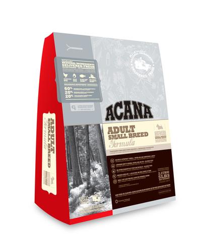 Acana Heritage Adult Small Breed сухой корм для собак мелких пород 340 г