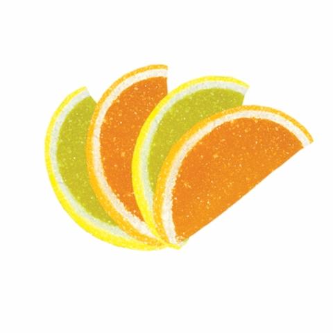Мармелад ЛАСЕНА Апельсин Лимон вес РОССИЯ