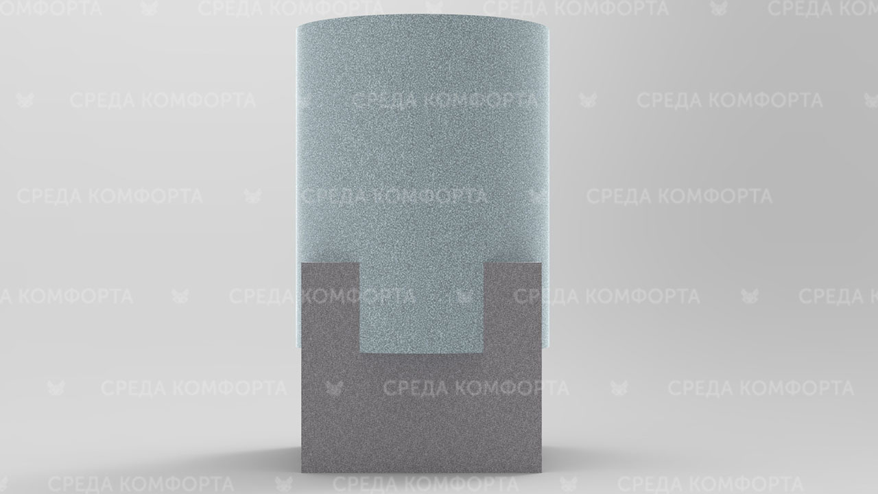 Урна бетонная URN0083