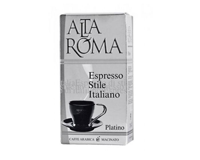 Кофе молотый Alta Roma Platino, 250 г (Альта Рома)