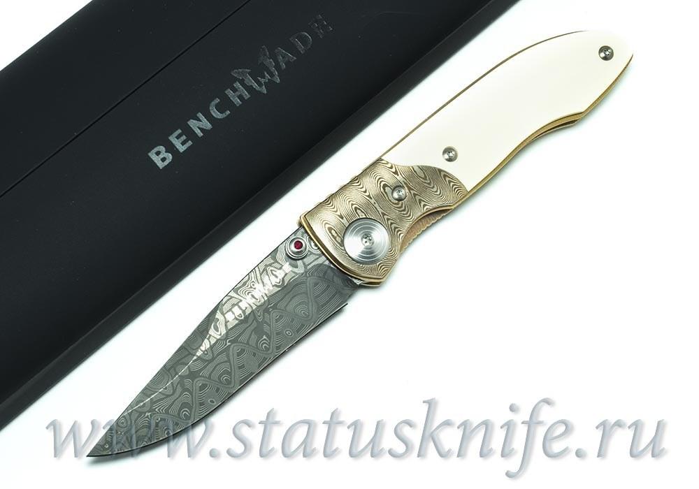 Нож Benchmade 690-101 Gold Class - фотография